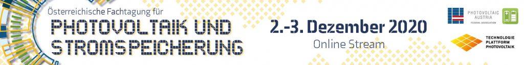 2020 12 02 Banner schmal   Photovoltaik Österreich
