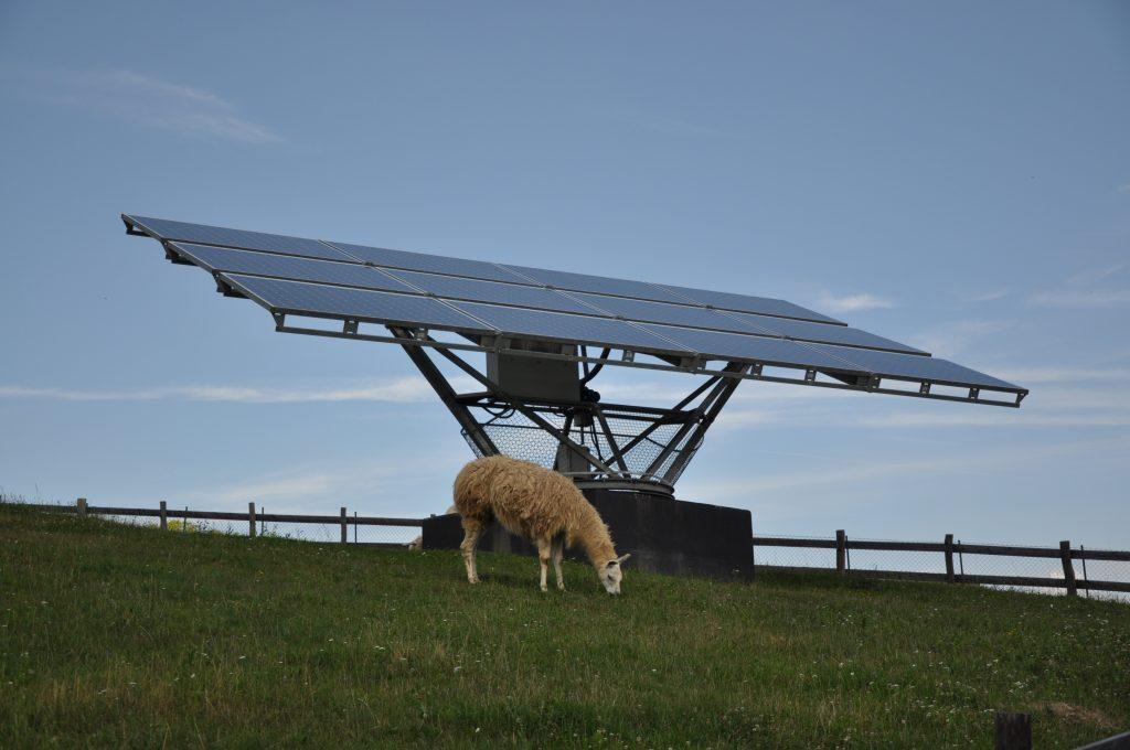 Tracker Sonnentor c PVA 1 | Photovoltaik Österreich