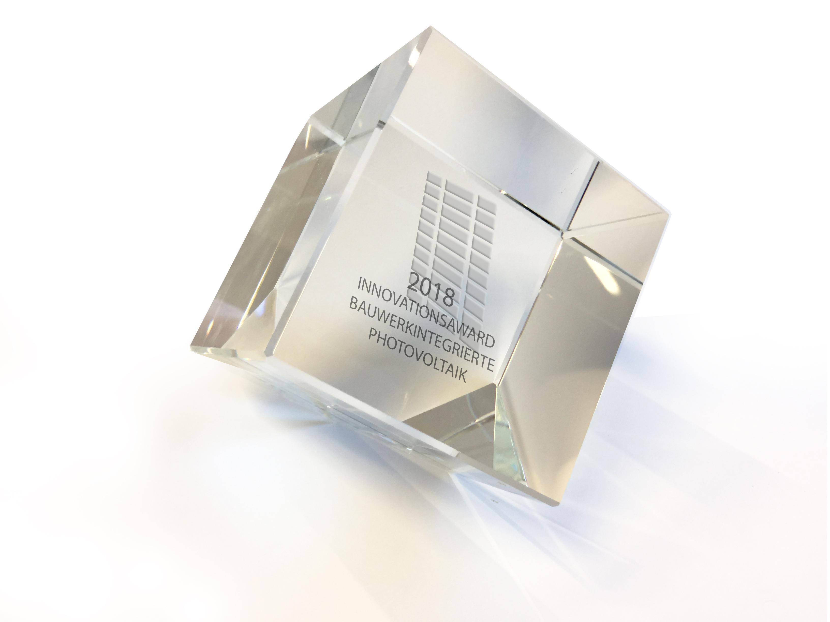 BIPV Award %C2%A9TPPV | Photovoltaik Österreich