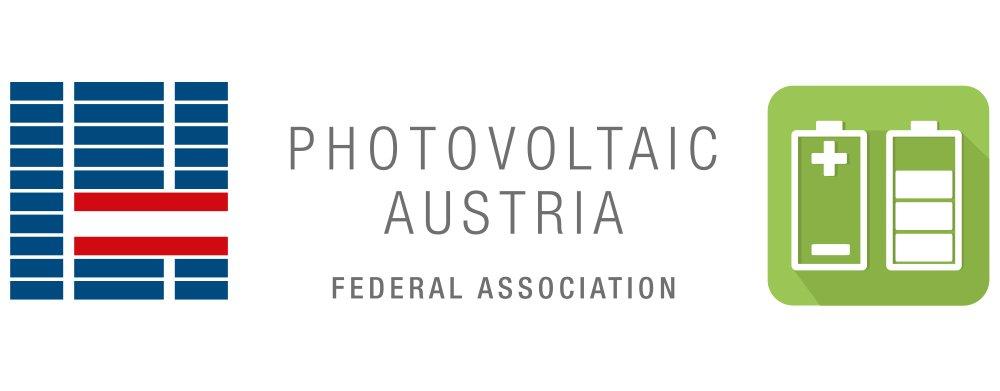 Logo 0001 PVA Speicher Logo Vektorgrafik | Photovoltaik Österreich