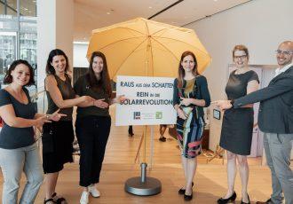 PVA-Team (v.l.n.r.: Natascha Effenberger, Julia Kofler, Julia Stockklausner, Vera Immitzer, Kathrin Kollmann, Fabian Janisch