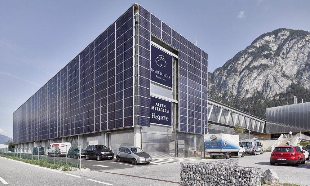 Tiefkühlhalle MPREIS - © IE Group mit seelos architekten ZT gmbH
